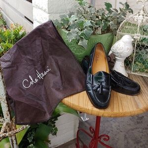 COLE HAAN LOAFER, SLIP ON DRESS SHOES, Size 11 D